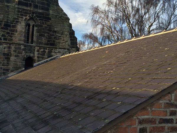 roof pointing services