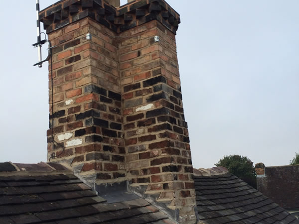 chimney work and repair services