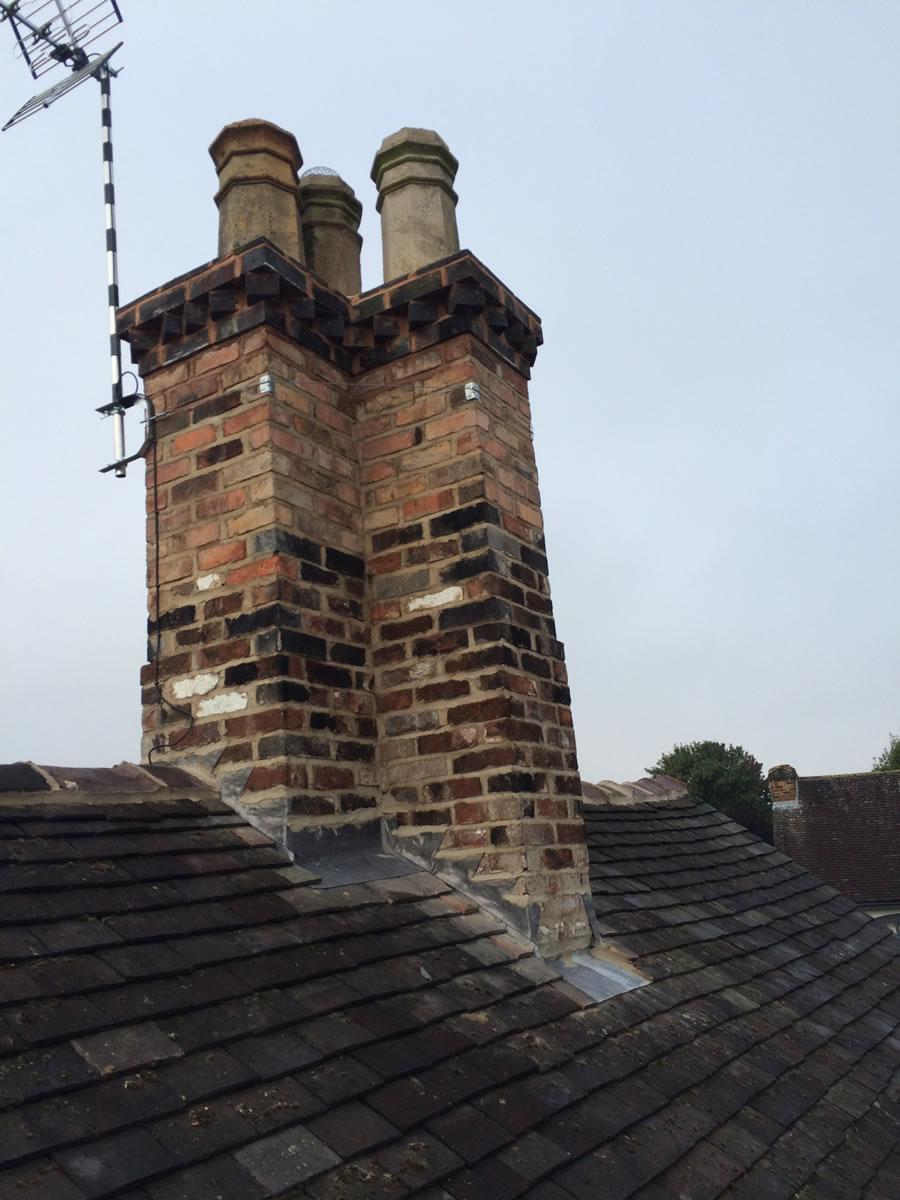 Roof Pointing Amp Chimney Repairs For Derby Nottingham